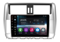 Штатная магнитола FarCar s200 для Toyota Land Cruiser Prado 150 на Android (V065R-DSP)