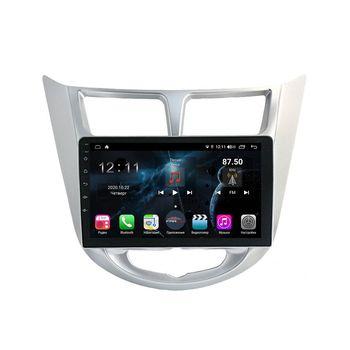 Штатная магнитола FarCar s400 для Hyundai Solaris 1 на Android (H067R)