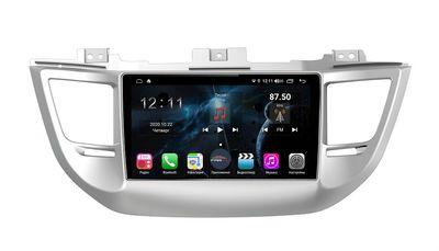 Штатная магнитола FarCar s400 для Hyundai Tucson 3 на Android (H546R)