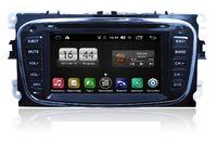 Штатная магнитола FarCar s170 для Ford Focus, Mondeo, C-Max, Galaxy на Android (L003)