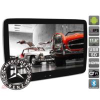 """Навесной монитор на подголовник для Mercedes-Benz AVS1189AN (#02) с сенсорным экраном 11,6"""" на Android"""