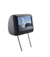 Универсальный подголовник FarCar-Z007 со встроенным DVD плеером и LCD монитором (серый)