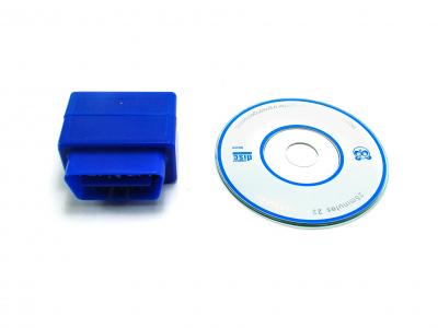 Диагностический адаптер OBDII ELM327 Bluetooth Eglober