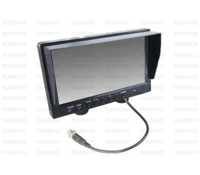"""Парковочный монитор 9"""" монитор для грузовых автомобилей Pleervox PLV-TRLCD-9"""