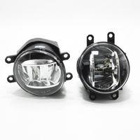 Светодиодные противотуманные фары Dlaa LED для Toyota, Lexus от 2012 г.в. (Комплект 2 шт)