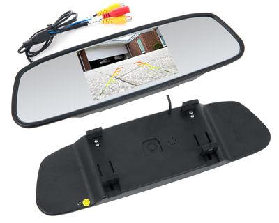 """Зеркало заднего вида с встроенным монитором 5"""" SWAT VDR-2U"""