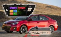 Магнитола для Toyota Corolla 2013-2016 Redpower 31066 R IPS