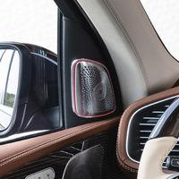 "Светящиеся накладки на твитеры ""Burmester"" с подсветкой Ambient для Mercedes-Benz GLE, GLS Class V167, X167 от 2019 г.в."